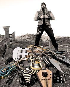 Eric Hendrix Black Label Society, Zakk Wylde, Screamo, Time Kids, Music Is Life, Hard Rock, Rock N Roll, Heavy Metal, Grunge
