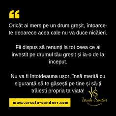 Ursula Sandner - Use your strength Ursula, Alba, Strength, Words, Electric Power