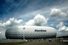 Allianz Arena / Munich / Germany | Architect: Herzog & de Meuron