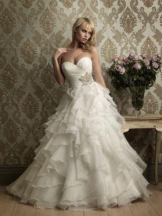vestidos de noivas 5http://www.dicasdemulheres.com/