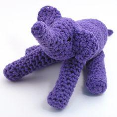 Floppy Elephant by Sarah Beckman
