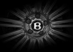 Bentley Continental Alloy Wheel