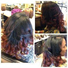 Wendolyn Morgan is one of the professionals who will provide professional makeup and hair services. She is an event makeup artist who offers a variety of cuts, colors and braids.