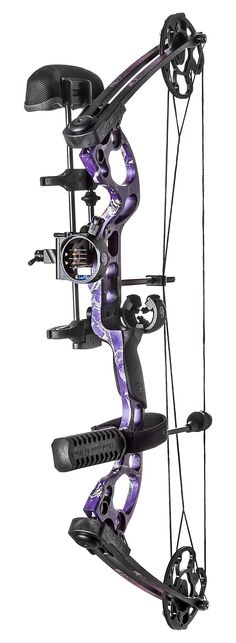 Purple! Quest by G5® Radical Compound Bow Package | Bass Pro Shops