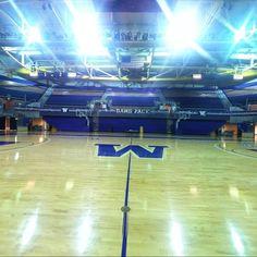 360 of Alaska Airlines Arena at Hec Edmundson Pavilion!