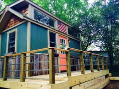 Tiny House in the Trees in Durham, North Carolina - Tiny Houses for rent on Airbnb
