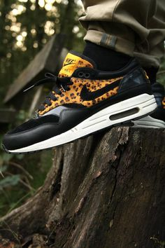 Sweetsoles – Nike Air Max 1 'Beast Pack' (by Kyou Netra)
