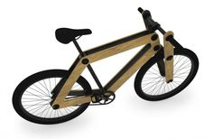 Sandwichbike par Bleijh Industrial - Journal du Design