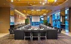 Jumeirah Himalayas Hotel - Meeting Room - U Shape Set Up