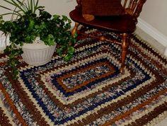 Custom Made Rag Rugs Rug Fabric Bundles Weaving Supplies Rags To
