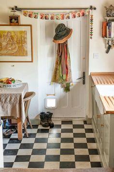 laundry floor