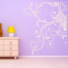 Corner Embellishment Wall Stickers Decorative Wall Art