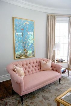 PINK AND CHINOISERIE