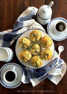 Broccoli and cheddar muffins!