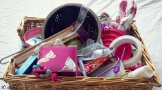 How to make a treasure basket for baby