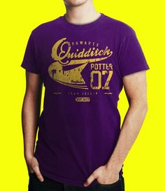 Wear the best house Tee in Hogwarts   Wear number 7 and stay focussed the Snitch  Just Rs. 499 or $10