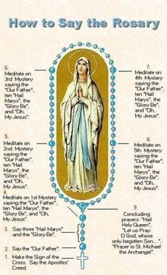 crown head diagram 415 best ave maria images on pinterest | virgin mary ... crown rosary diagram