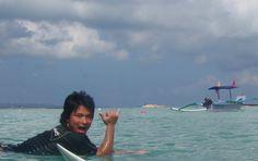 Go Surf!    ⇒ http://www.facebook.com/ichigosag