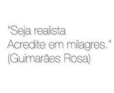 #GuimarãesRosa #citações