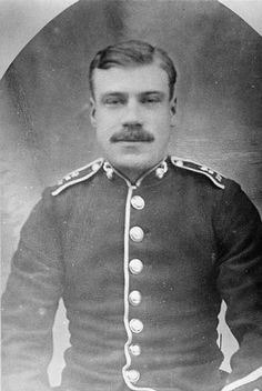 GODLEY, Sidney Frank, Private. 1914; Mons, Belgium