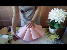 1 million+ Stunning Free Images to Use Anywhere Baby Girl Dress Patterns, Dress Sewing Patterns, Giant Paper Flowers, Big Flowers, Sewing Hacks, Sewing Tutorials, Circle Skirt Pattern, Girls Dresses Sewing, Diy Fashion Hacks