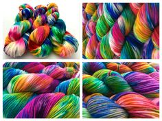 Ladi Dadi Colorway by Witch Candy