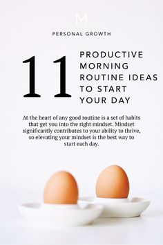 Starting the day off on the right foot will help you live a more productive, healthy, and happy life. These are 11 ways to start your day right. Wellness Tips, Health And Wellness, Mental Health, Calming The Storm, Miracle Morning, Positive Self Talk, Evening Routine, Practice Gratitude, Self Improvement Tips