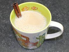 Homemade Vanilla Chai Tea Latte