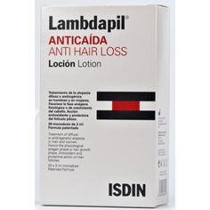 Isdin Lambdapil Locion Anticaida 20 uds. x 3 ml