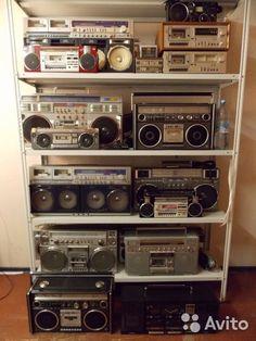 Ремонт и реставрация аудиотехники 60х-80х годов— фотография №1