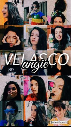 Velasco, Collages, Pretty, Pll, Crushes, Wallpapers, Random, Girls, Famous Youtubers