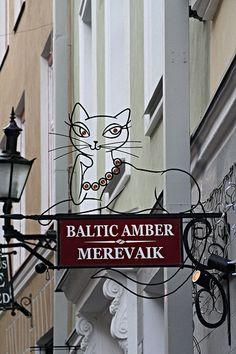 The Amber Cat, Tallinn