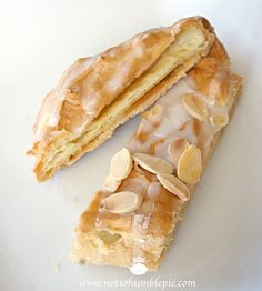 Now that everyone is tired of the marshmallows, let's move on to the Kringle!   A little back story first, however.  This summer of min...