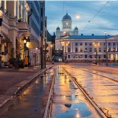 Find Helsinki Finland After Rain stock images in HD and millions of other royalty-free stock photos, illustrations and vectors in the Shutterstock collection. Helsinki, The Places Youll Go, Places Ive Been, Places To Visit, Beach Landscape, Night Life, Beautiful Places, National Parks, Scenery
