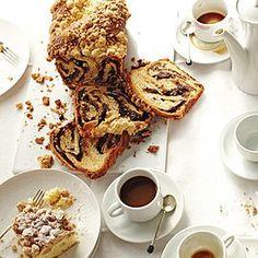 Brunch Recipes, Cake Recipes, Breakfast Recipes, Cinnamon Streusel Coffee Cake, Streusel Cake, Cinnamon Bread, Apple Cinnamon, Chocolate Cake With Coffee, Coffe Cake