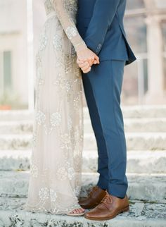 Wedding Dress: BHLDN - http://www.stylemepretty.com/portfolio/bhldn Photography: Alisa Ferris - www.alisaferris.com   Read More on SMP: http://www.stylemepretty.com/2016/05/05/the-wedding-photographer-didnt-show-up-heres-what-happened-next/