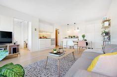 (1) FINN – ILA v./ST.HANSHAUGEN- Moderne og påkostet 2-roms m. vestvendt balkong- V.v & fyring inkl.- Lave omk.- Bør oppleves!