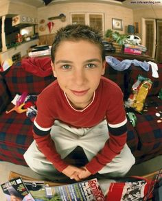 Malcolm In The Middle Season 1 Photoshoot - malcolm-in-the-middle Photo