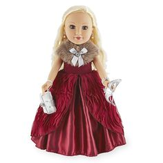 Journey Girls - 18 inch 2015 Italy Holiday Doll - Giovanna