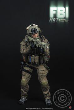 www.actionfiguren-shop.com | FBI - Hostage Rescue Team | Online 1:6 Figuren und Zubehör kaufen