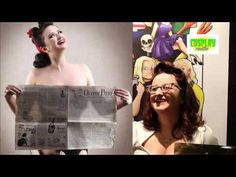 Chicago Pop Culture Con 2016 - Lila Lucy Interview with Cosplay Radio - YouTube