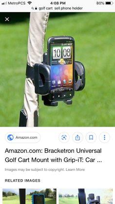 Golf cart cell phone holder Golf Cart Accessories, Cell Phone Holder, Golf Carts, Baby Car Seats, Learning, Children, Bags, Young Children, Handbags