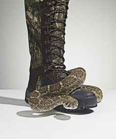 Prevent Snake Bites While Hunting by Wearing Snake Boots, PLUS what to do if you are bitten by a Rattlesnake.