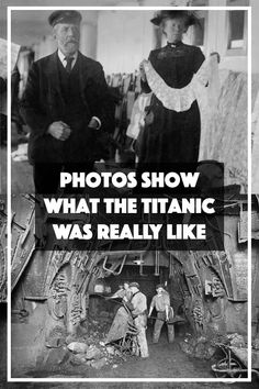 History Discover History Discover Rare Photos From The Titanic Show Its More Horrifying Than The Movie Let On Rms Titanic Titanic Photos Titanic History Titanic Movie Titanic Ship History Photos History Facts Strange History History Timeline Rms Titanic, Titanic Photos, Titanic History, Titanic Ship, Titanic Movie, Tudor History, History Photos, History Facts, History Timeline