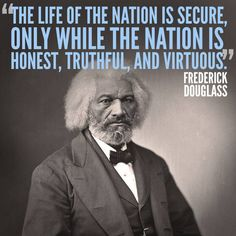 Here is Trump Frederick Douglass Quote Picture for you. Trump Frederick Douglass Quote donald trump thought frederick Quotes By Famous People, People Quotes, Me Quotes, Conservative Quotes, Conservative Politics, Frederick Douglass, True Faith, The Orator, Word Of Mouth