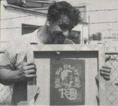 Ed Roth and Rat Fink