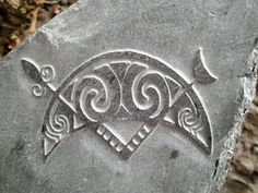 pictish carving