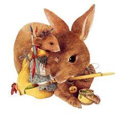 Vera The Mouse Artist Marjolein Bastin