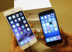The launch of new iPhone and iPhone Plus is just few days away and shocking bad news about the new phones has been leaked. Thus, for the iPhone lovers, it would be a triple dose of bad news. No one had an idea that after the news for the launch of iPhone Free Iphone, Iphone 6, Tiburon California, Cyber Warfare, Smartphone News, Iphone Hacks, Apps, Apple New, Camera Reviews