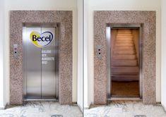Elevator to heaven?